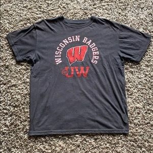 Wisconsin Badgers t shirt